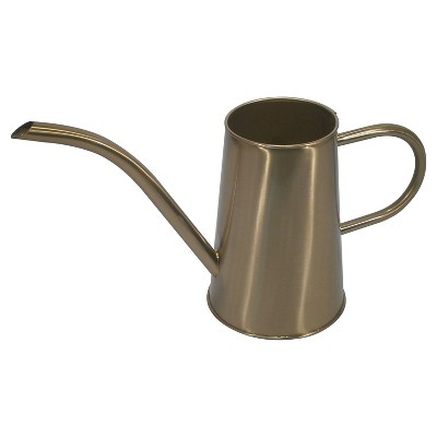 2.5 Liter Watering Can - Bright Gold - Threshold™