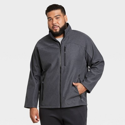 Men's Fleece Softshell Jacket - All in Motion™