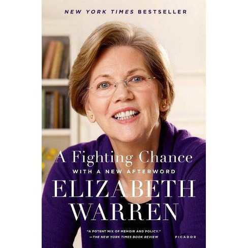 A Fighting Chance - by  Elizabeth Warren (Paperback) - image 1 of 1