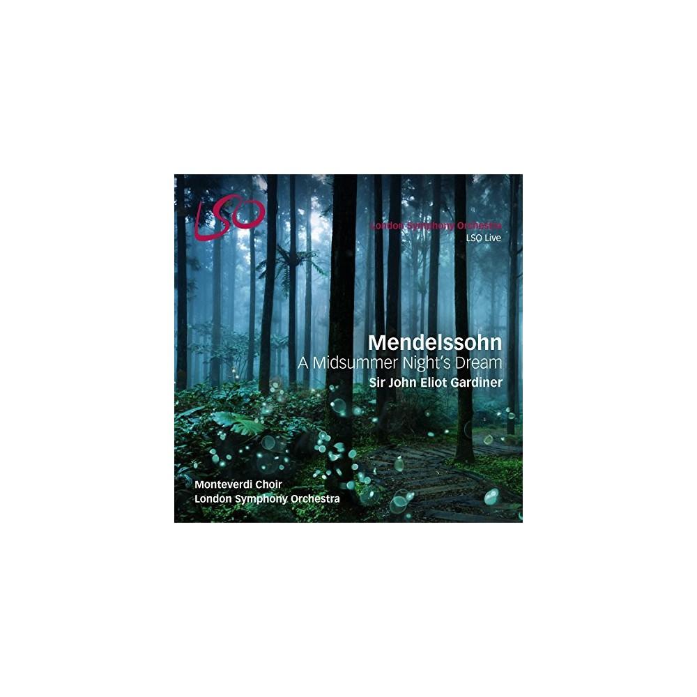 London Philharmonic - Mendelssohn:Midsummer Night's Dream (CD)