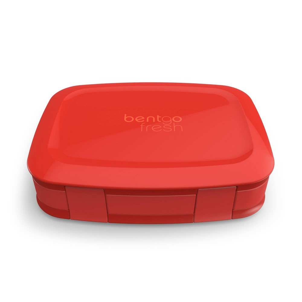 Image of Bentgo Fresh Leakproof Lunch Box - Red