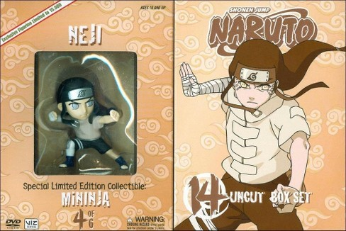 Naruto Uncut Box Set Vol 14 Se (DVD) - image 1 of 1