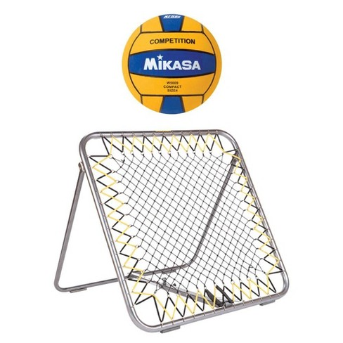 Mikasa WSM Water Polo Shot Maker Rebounder with Official Size 4 Mini Ball, Blue - image 1 of 4