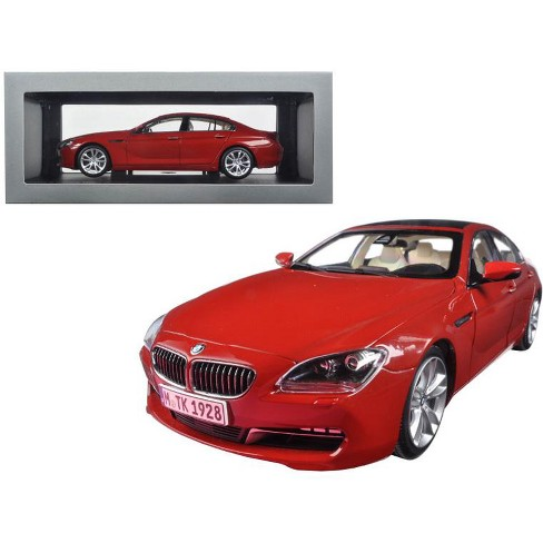 BMW 650i Gran Coupe 6 Series F06 Melbourne Red 1/18 Diecast Model Car by Paragon - image 1 of 1