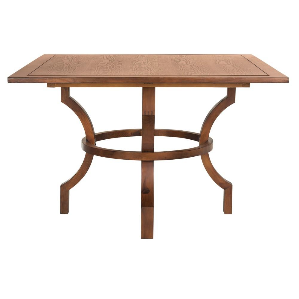 Dining Table Chestnut (Brown) - Safavieh