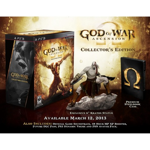 god of war collector edition