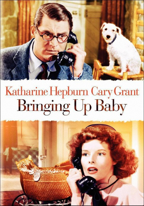 Bringing up baby (DVD) - image 1 of 1