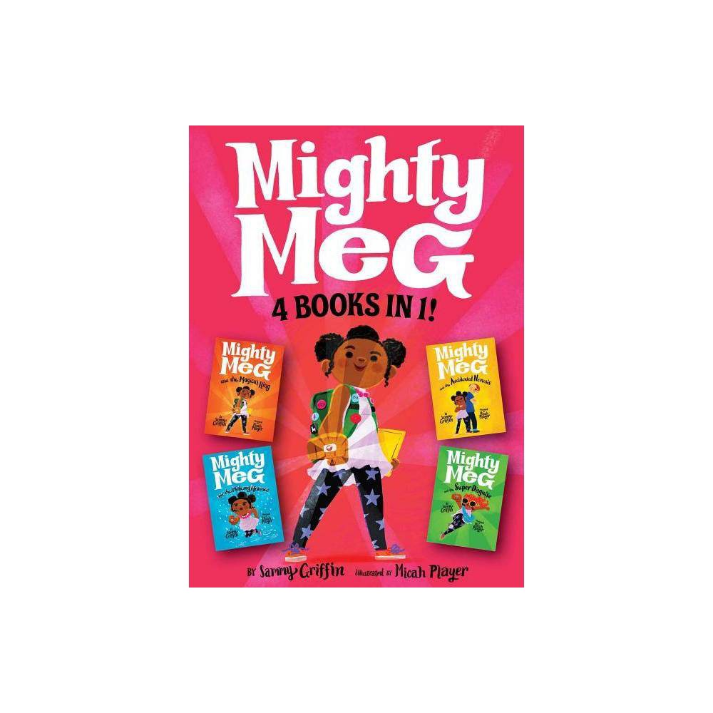 Mighty Meg 1 Mighty Meg And The Magical Ring By Sammy Griffin Paperback