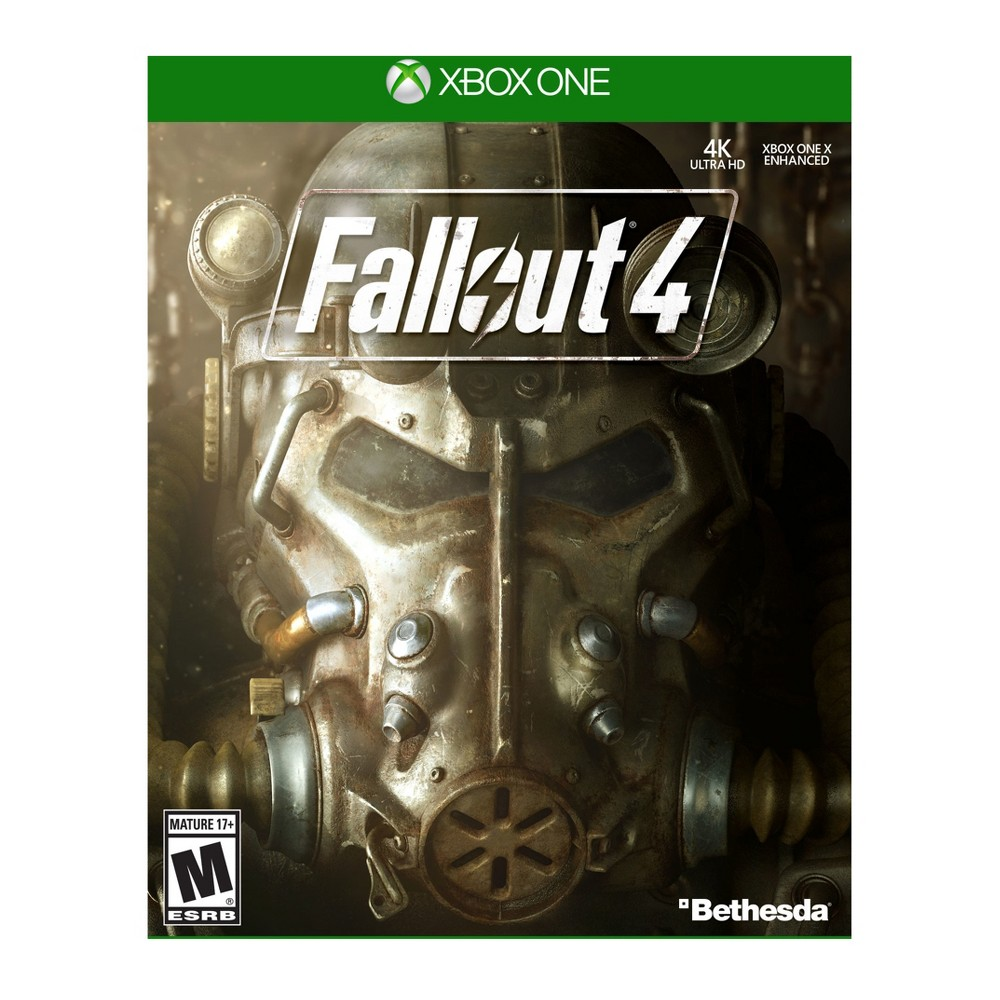 Fallout 4 Xbox One, video games