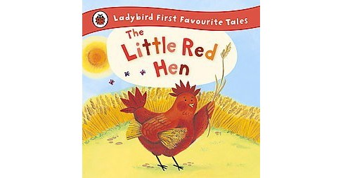 Little Red Hen (Hardcover) - image 1 of 1