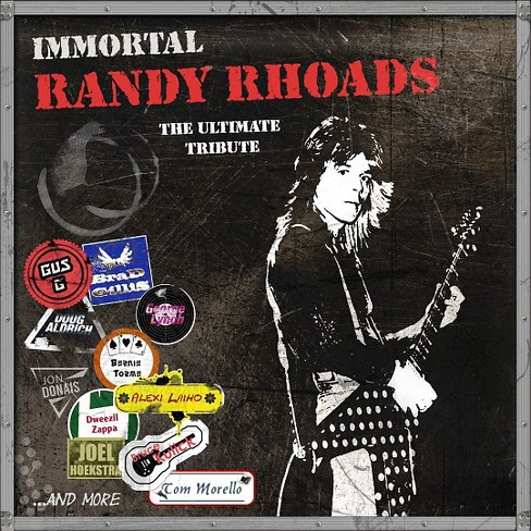 Various - Immortal randy rhoads:Ultimate tribut (Vinyl) - image 1 of 2