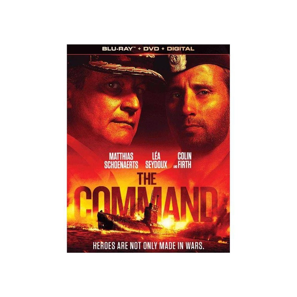 The Command Blu Ray