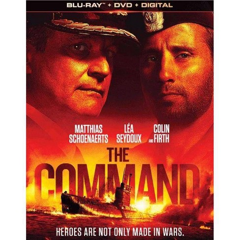 The Command (Blu-ray) - image 1 of 1