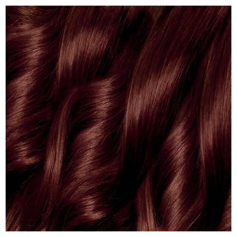 Natural Instincts Clairol Non Permanent Hair Color 4rv 32 Egyptian Plum Burgundy Brown 1 Kit Target