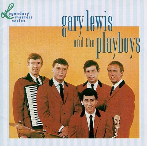Gary lewis & playboys - Legendary masters series (CD) - image 1 of 1