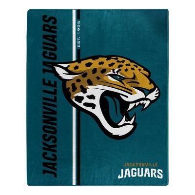 NFL Jacksonville Jaguars Throw Blankets