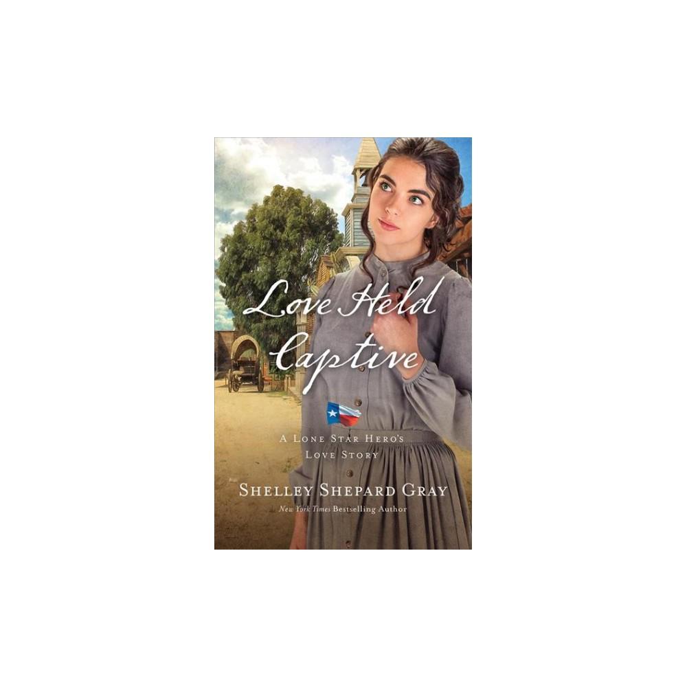 Love Held Captive (Unabridged) (CD/Spoken Word) (Shelley Shepard Gray)