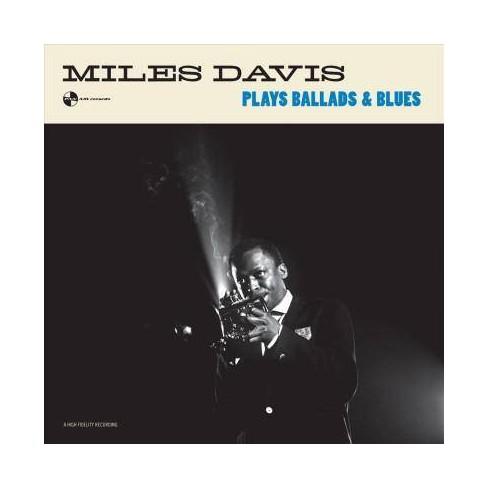 Miles Davis - Plays Ballads & Blues (Vinyl) - image 1 of 1