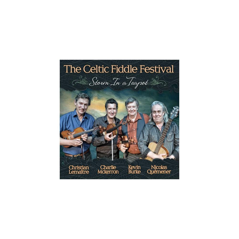 Celtic Fiddle Festiv - Storm In A Teapot (CD)