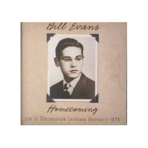 Bill Evans - Homecoming:Live S.E.Louisiana Univers (CD) - image 1 of 1
