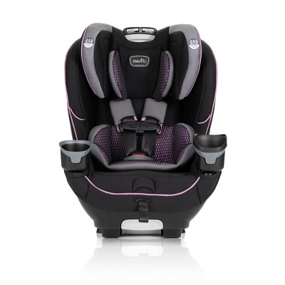 Evenflo EveryFit 4-in-1 Convertible Car Seat - Augusta