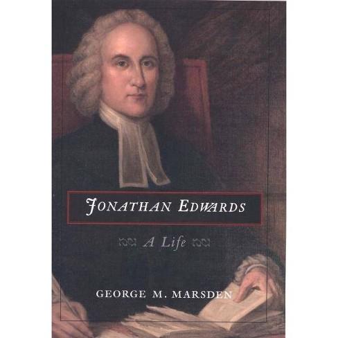 Jonathan Edwards - by  George M Marsden (Paperback) - image 1 of 1