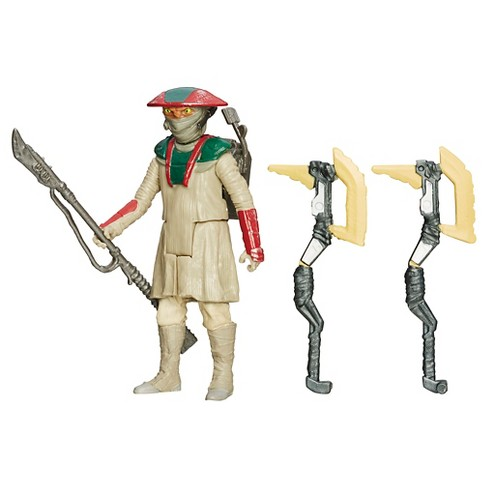 Star Wars The Force Awakens 3.75-Inch Figure Desert Mission Constable Zuvio - image 1 of 2