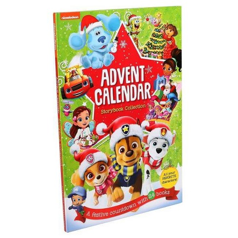Nickelodeon: Storybook Collection Advent Calendar - (Hardcover) - image 1 of 1