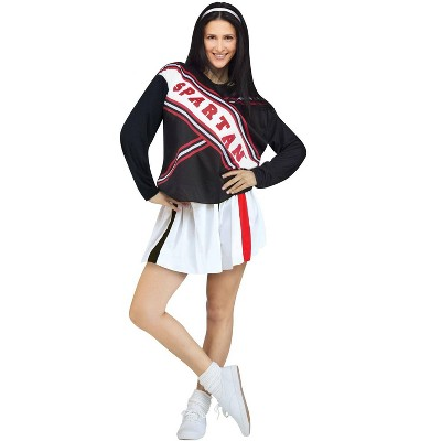 Saturday Night Live Saturday Night Live Female Spartan Cheerleader Adult Costume
