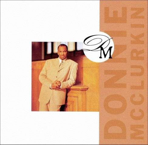 Donnie mcclurkin - Donnie mcclurkin (CD) - image 1 of 1