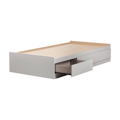 Vito Mates Bed with 3 Drawers - South Shore
