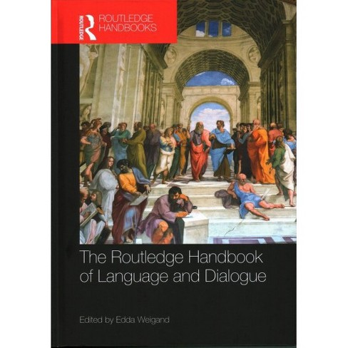 Routledge Handbook of Language and Dialogue (Hardcover) - image 1 of 1