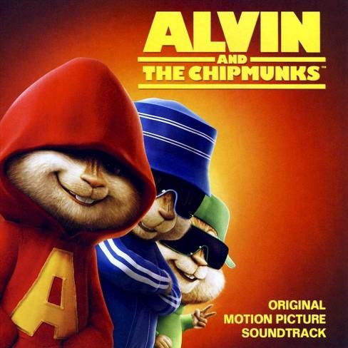 Alvin & the Chipmunks - Alvin and the Chipmunks (Original Soundtrack) (CD) - image 1 of 1