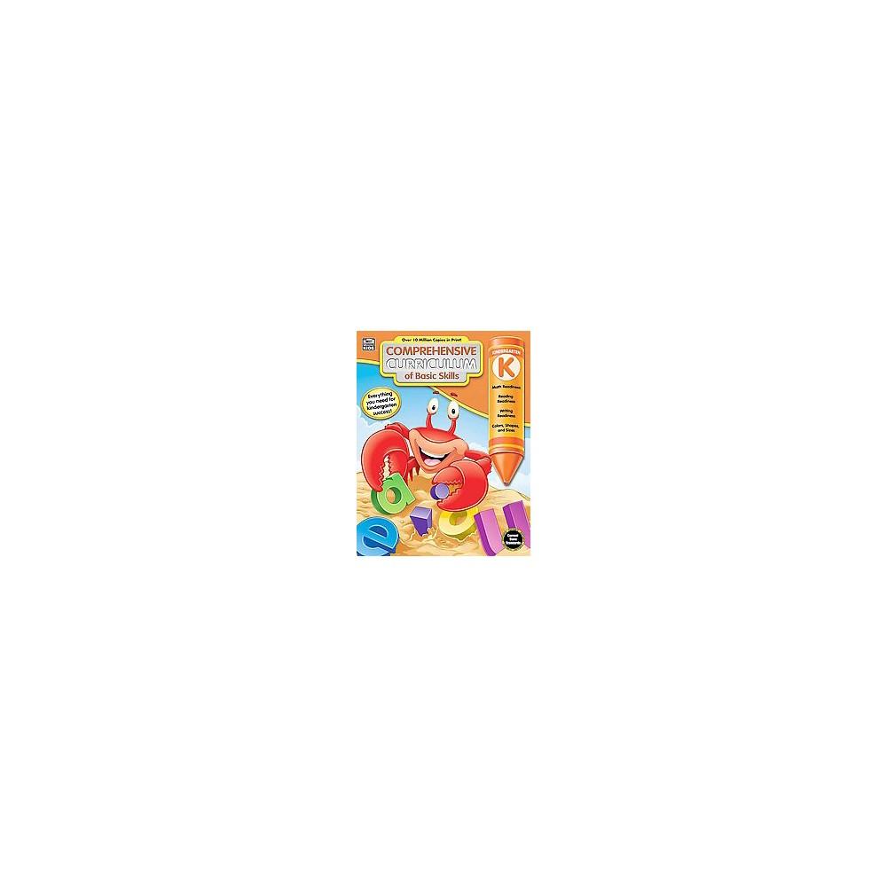 Comprehensive Curriculum of Basic Skills, Kindergarten (Paperback)
