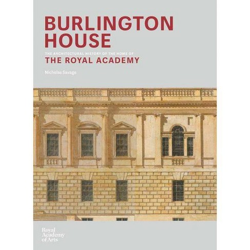 Burlington House - by  Nicholas Savage (Hardcover) - image 1 of 1