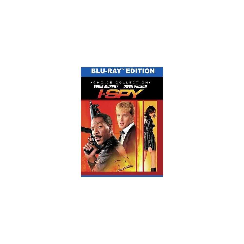 I Spy (Blu-ray), Movies