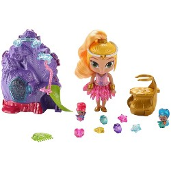 Fisher-Price Shimmer and Shine Leah's Teenie Genies Vanity Playset