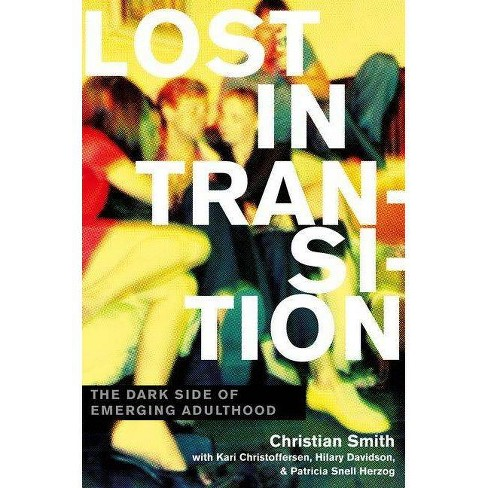 Lost in Transition - (Hardcover) - image 1 of 1