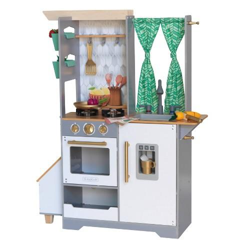 Kidkraft Terrace Garden Play Kitchen Target