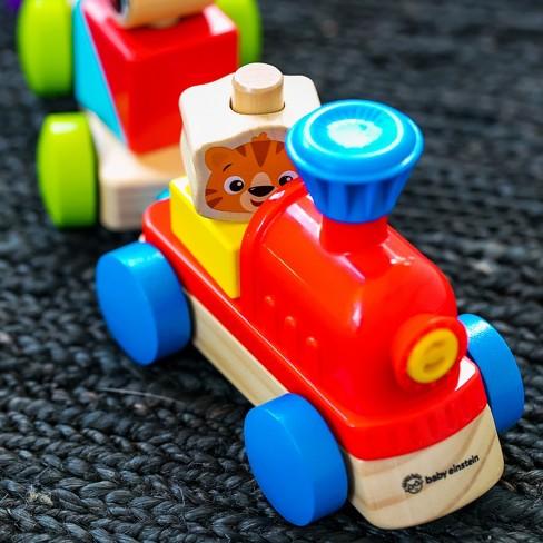 Baby Einstein Wooden Toy Discovery Train Target