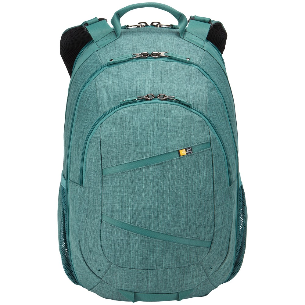 "Image of ""Case Logic 20"""" Berkeley II Backpack - Washed Teal, Green"""