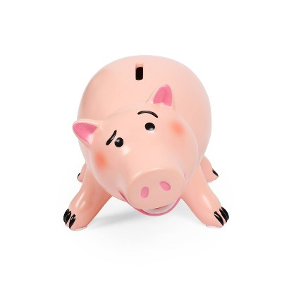 Toy Story 4 Pig Ham Coin Bank Pink