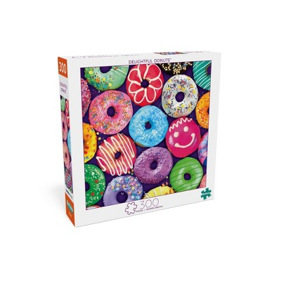 Buffalo Games Art of Play: Delightful Donuts Jigsaw Puzzle - 300pc