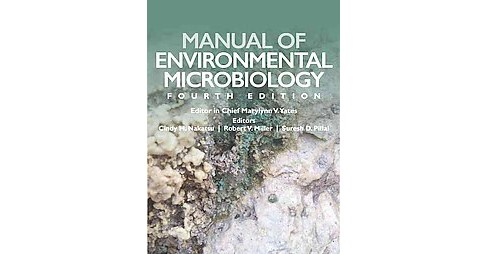 Manual of Environmental Microbiology (Hardcover) - image 1 of 1