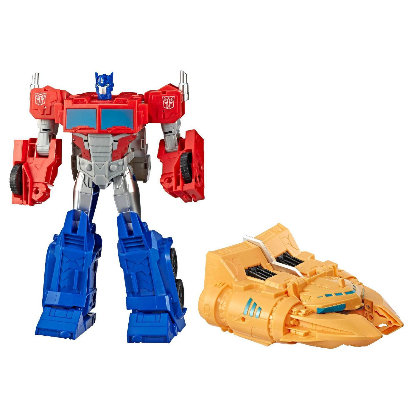 Transformers Cyberverse Spark Armor Ark Power Optimus Prime Toys