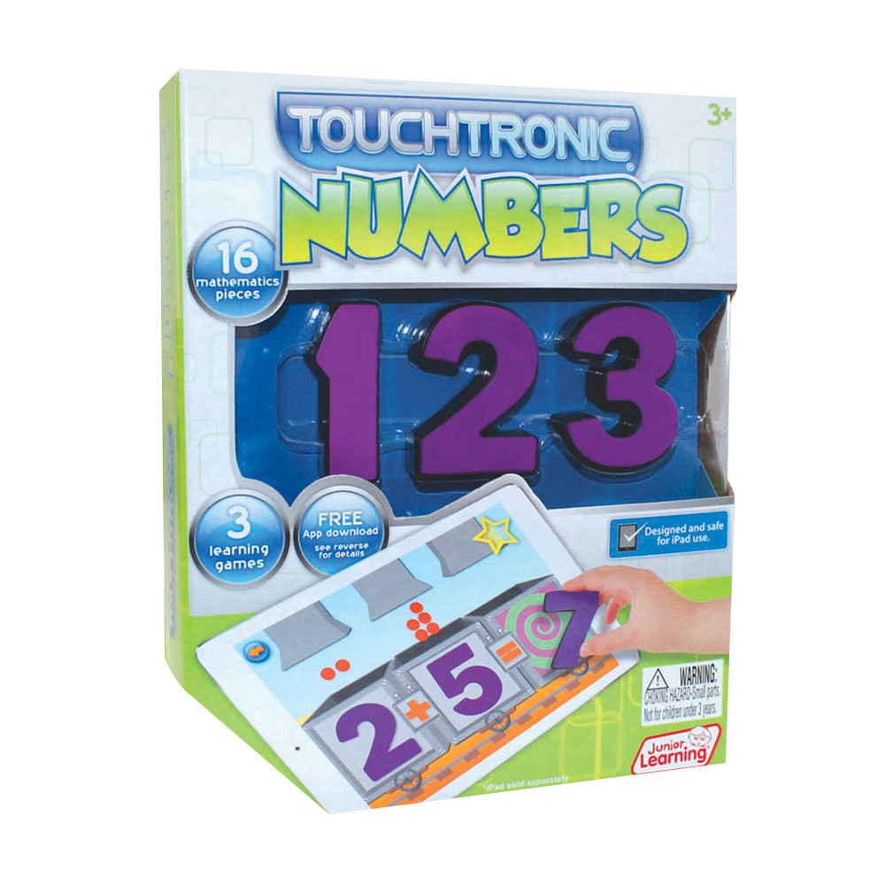 Junior Learning Touchtronic Numbers