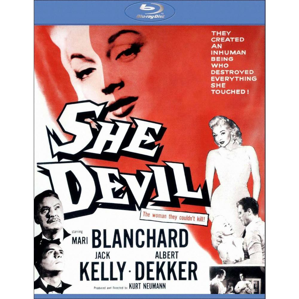 She Devil (Blu-ray), Movies