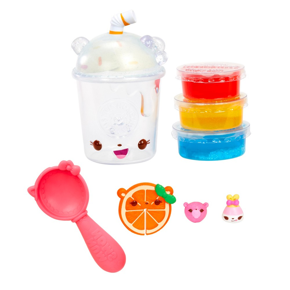 Num Noms Snackables Silly Shakes - Rainbow Slushie