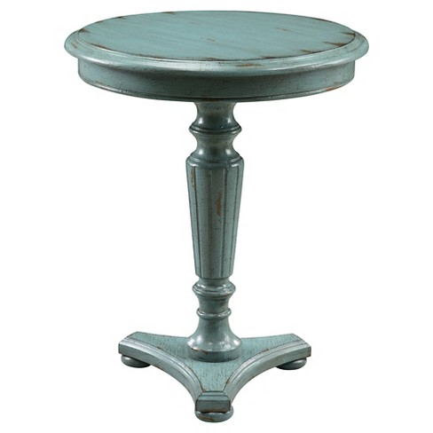 Magee Accent Table Blue - Treasure Trove - image 1 of 2