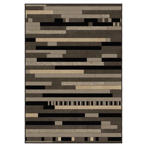 Reardon Gray Rug - Orian - image 1 of 5